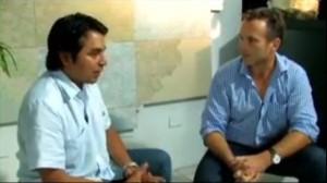 Harris Whitbeck entrevista a Marco Morales PhD, durante el programa